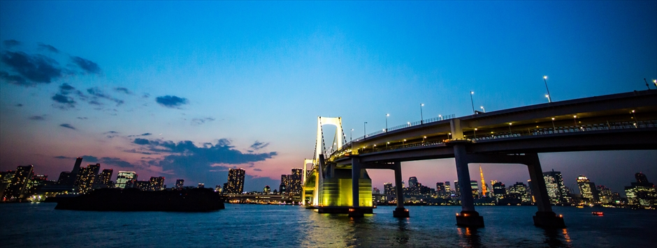品川・浜松町・新橋・汐留・お台場