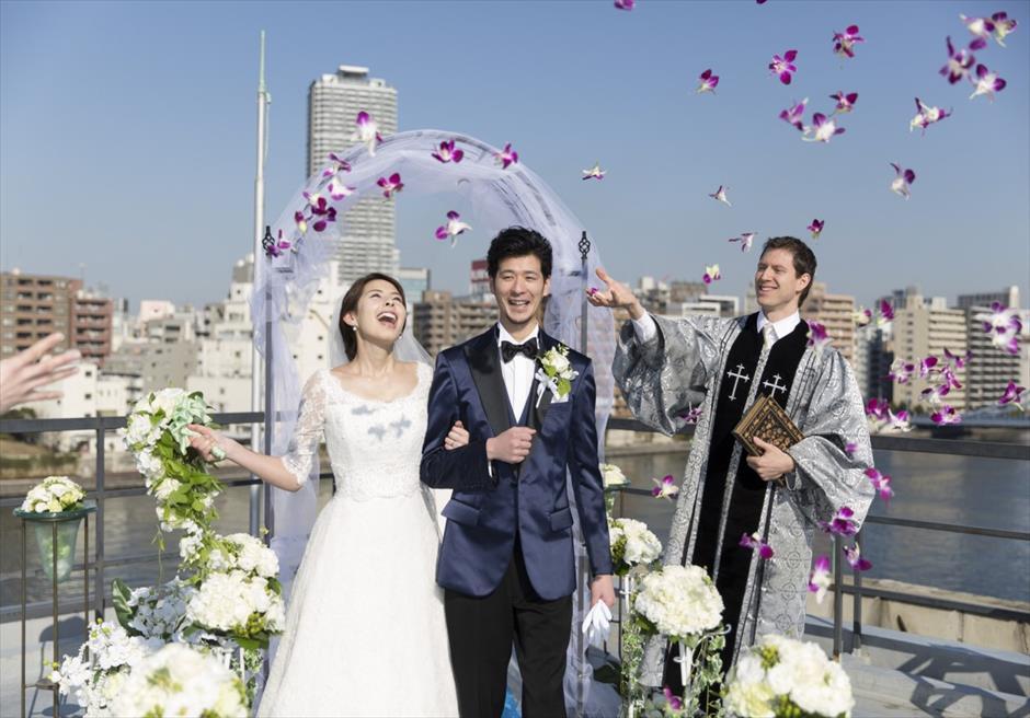 Tokyo City Resort Weddingスタジオ・ヴァンス・リバーサイド<水天宮>